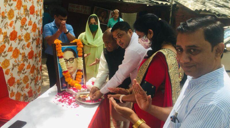 दिल्ली मे डॉ. बी. आर. आंबेडकर की 130वी जयंती के उपलक्ष्य मे नई दिल्ली के कॉपरनिकस मार्ग स्थित प्रिंसेस पार्क में पीपल्स वेलफेयर फाउंडेशन ट्रस्ट की नीव रखी गयीI